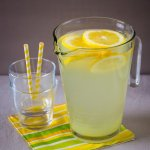 Basic Lemonade | Healthy Drink Recipes