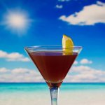 Beach Comber   Healthy Drink Recipes