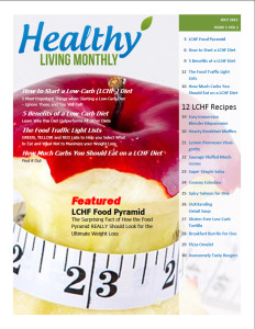 Cover of the July 2015 Newsletter
