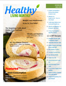 Cover of the October 2015 Newsletter