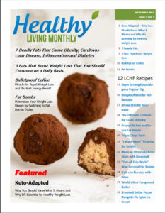 Cover of the September 2015 Newsletter